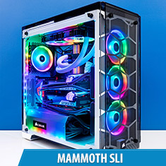 PCCG Mammoth SLI Gaming System