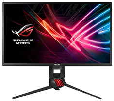 ASUS ROG Strix XG258Q FHD FreeSync 240Hz 25in Gaming Monitor