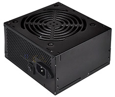 SilverStone ET450-B Essential 80 Plus Bronze 450W Power Supply