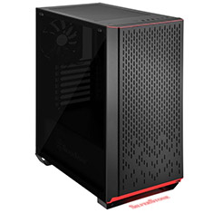 SilverStone Primera PM02 Case with TG Window Black