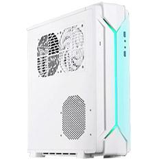 SilverStone Raven RVZ03 Mini-ITX Case White
