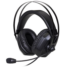 Cooler Master MasterPulse MH320 Over-Ear Stereo Headset