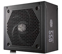 Cooler Master MasterWatt 80+ Bronze 550W Power Supply