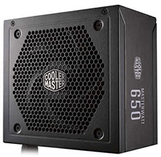 Cooler Master MasterWatt Bronze 650W Power Supply
