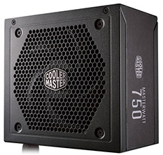 Cooler Master MasterWatt Bronze 750W Power Supply