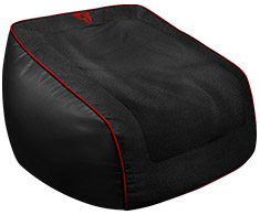 Aerocool Thunder X3 DB5 Bean Bag - Black Red