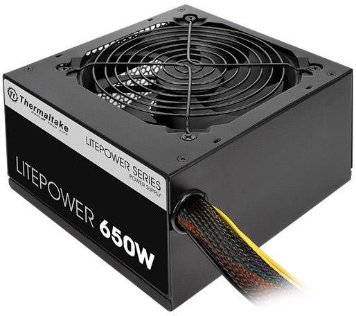 Thermaltake Litepower Gen2 650W Power Supply