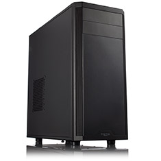 Fractal Design Core 2300 Mid Tower Case Black
