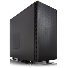 Fractal Design Define S Mid Tower Case Black