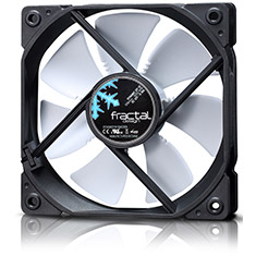 Fractal Design Dynamic GP-12 120mm White Fan