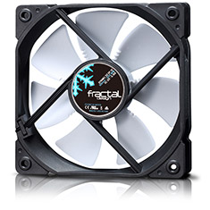 Fractal Design Dynamic X2 GP-12 120mm Fan White