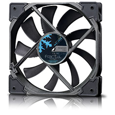 Fractal Design Venturi HF-12 120mm Fan Black