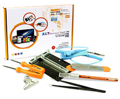 Jakemy JM-1102 9 Piece Electronic Repair Set