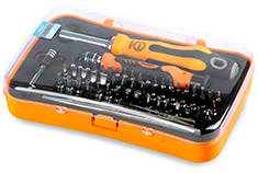 Jakemy JM-6092B 58 Piece Screwdriver Set