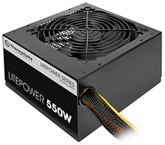 Thermaltake Litepower Gen2 550W Power Supply