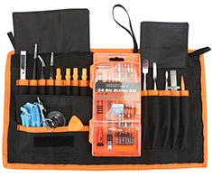 Jakemy Mobile Electronics Repair Kit 74 Piece