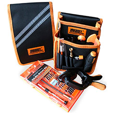 Jakemy JM-P12 84 Piece Portable Repair Tool Set