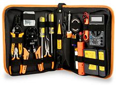 Jakemy JM-P15 17 Piece Network Repair Tool Set