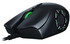 Razer Naga Trinity Chroma Wired MMO Gaming Mouse