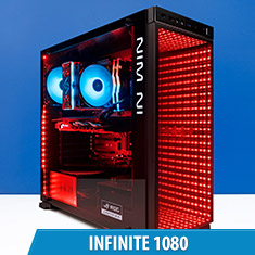 PCCG Infinite 1080 Gaming System