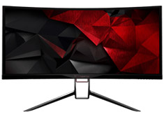 Acer Predator X34P UWQHD 100Hz G-Sync 34in IPS Gaming Monitor