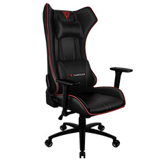 Aerocool Thunder X3 UC5 RGB Gaming Chair Black Red