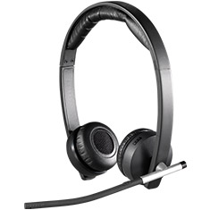 Logitech H820E Enterprise Wireless Stereo Headset
