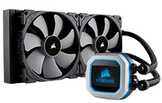 Corsair Hydro Series H115i Pro 280mm Liquid CPU Cooler
