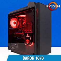 PCCG Baron 1070 Gaming System