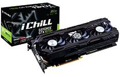 Inno3D iChill GeForce GTX 1070 Ti X3 8GB