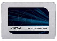 Crucial MX500 SATA 2.5in SSD 2TB