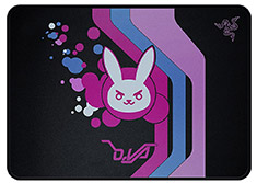 Razer D.Va Goliathus Soft Gaming Mouse Pad - Medium Speed
