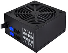 SilverStone ET550-HG Essential Modular Gold 550W Power Supply