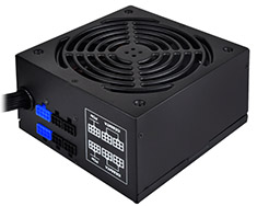 SilverStone ET650-HG Essential Modular Gold 650W Power Supply