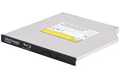 SilverStone TOB03 Internal Slimline Blu-Ray / DVD Drive