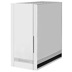 SilverStone Fortress FT05 Mid Tower Case Silver