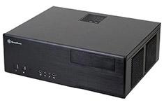 SilverStone Grandia GD05 HTPC Case Black
