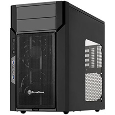 SilverStone Kublai KL06 Mini Tower Case Window