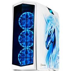 SilverStone Primera FX PM01 RGB Edition Gloss White