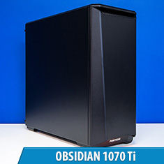 PCCG Obsidian 1070 Ti Gaming System