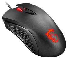MSI Gaming Clutch GM10 Optical Gaming Mouse