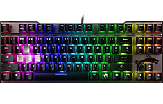 MSI Gaming Vigor GK70 RGB Mech Keyboard Cherry Red