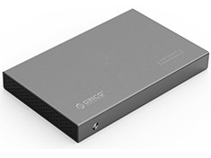 Orico Aluminum 2.5in Hard Drive Enclosure