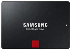 Samsung 860 PRO 2.5in SATA SSD 256GB