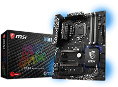 MSI Z370 Krait Gaming Motherboard