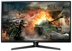 LG 32GK850G-B 32in QHD 144Hz G-Sync Gaming Monitor