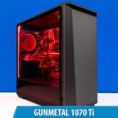 PCCG Gunmetal 1070 Ti Gaming System