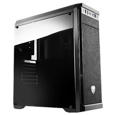 Cougar MX330-G Tempered Glass Mid Tower Gaming Case