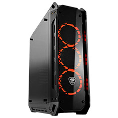 Cougar Panzer-G TG Mid-Tower Gaming Case