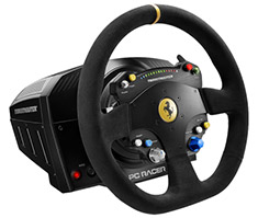 Thrustmaster Ferrari 488 Challenge Edition Racing Wheel for PC